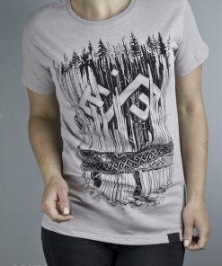 Symbol T-shirt light gray