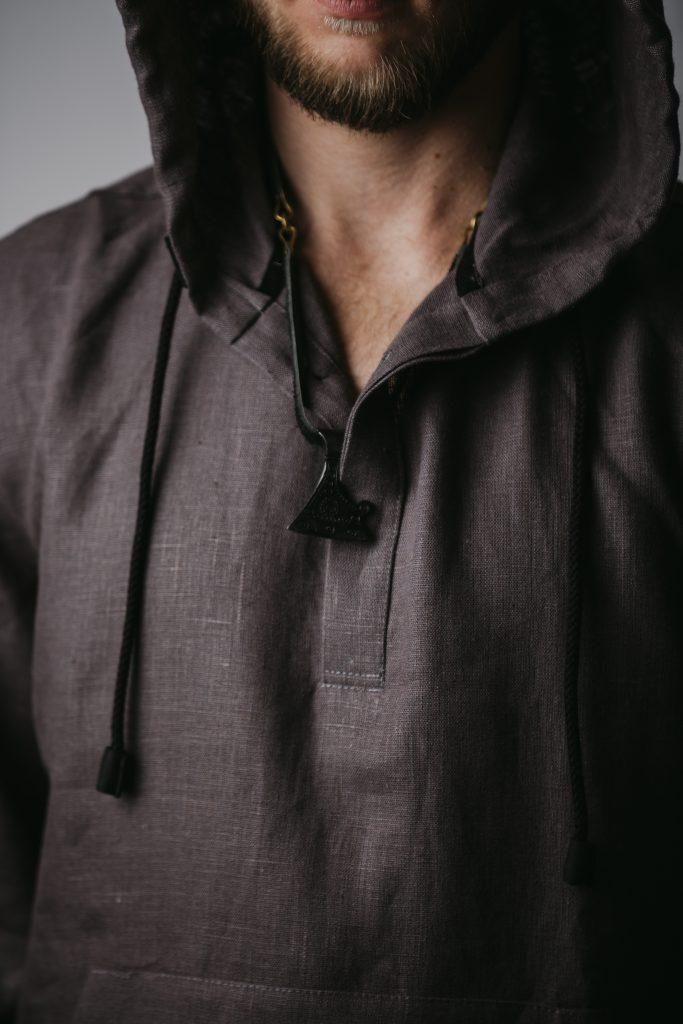 Linen hoodies