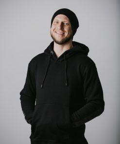 Džemperi ar kapuci