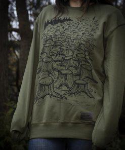 celmu džemperis