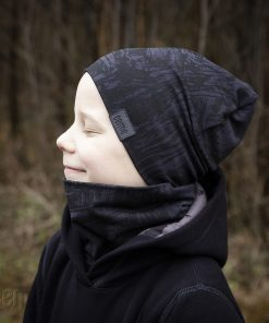 Apdrukātas bērnu cepures
